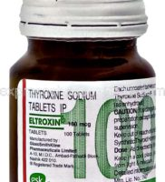Thyroxine Sodium 100 mcg
