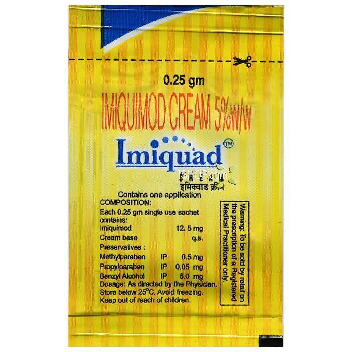 Buy Generic Imiquimod Cream